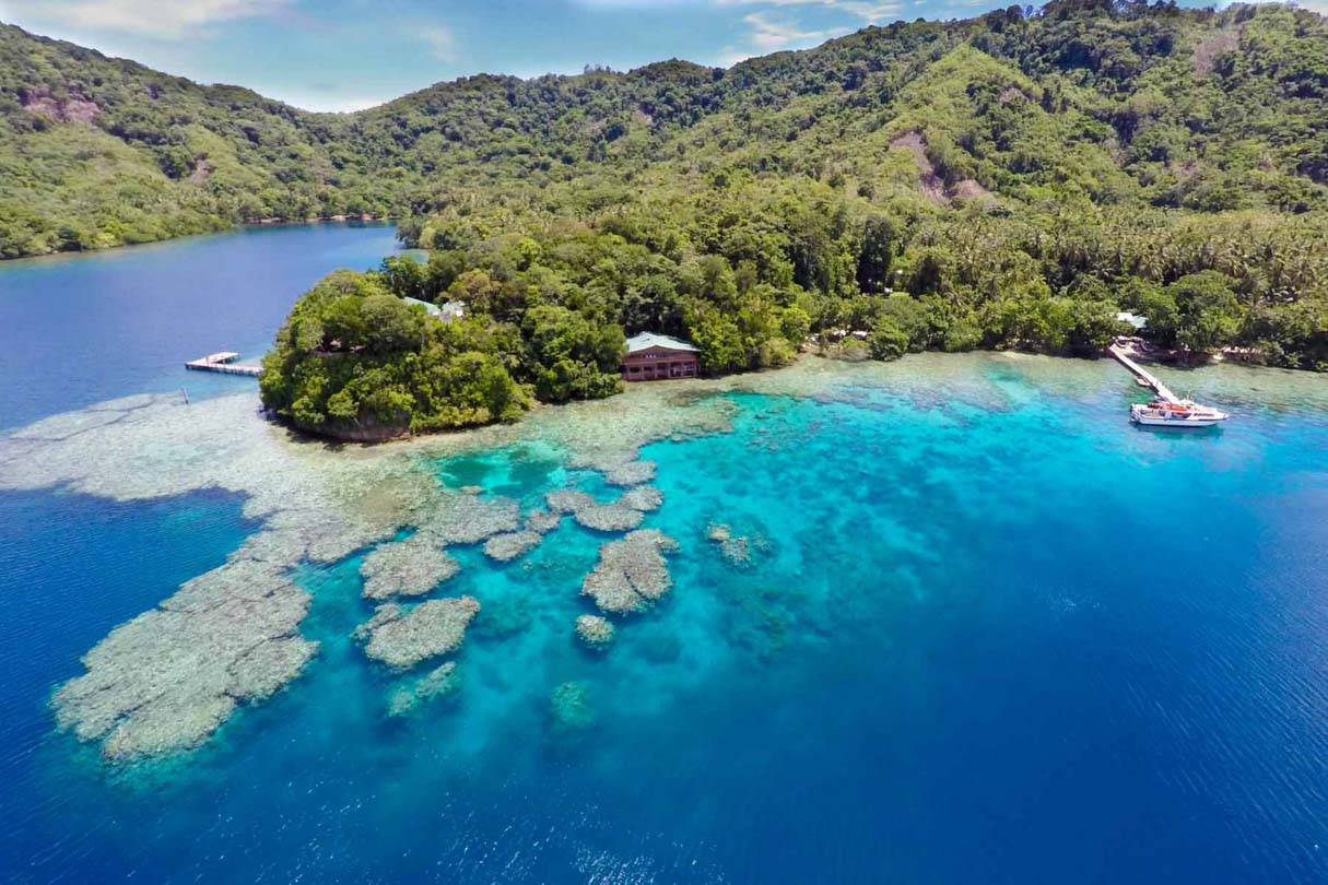 Tawali Dive Resort